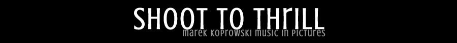 Fotografia Koncertowa Zdjęcia Koncertowe Marek Koprowski logo